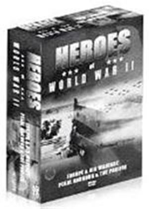 Heroes Of World War II(2 Disc)
