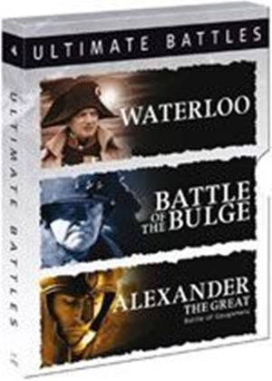 Ultimate Battles - Waterloo/Battle Of The Bulge/Alexander The Great - Battle Of Guagamela (Box Set)(3 Disc)