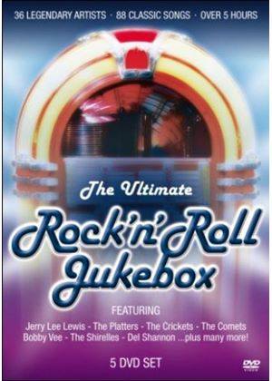 Ultimate Rock N Roll Jukebox