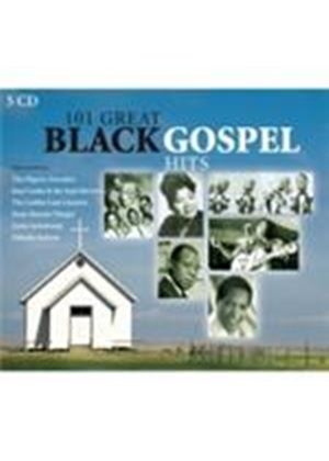 Various Artists - 101 Great Black Gospel Hits (Music CD)
