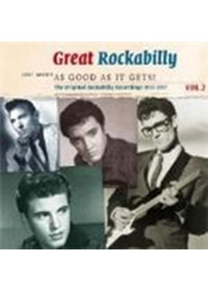 Various Artists - Great Rockabilly Vol. 2 1955 - 1957