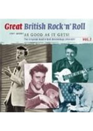 Various Artists - Great British Rock 'N' Roll Volume 2 1954 - 1957