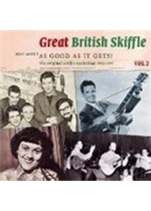 Various Artists - Great British Skiffle Vol. 2 1952 - 1957