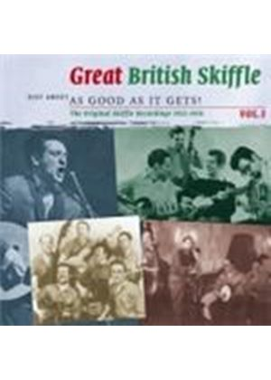 Various Artists - Great British Skiffle Vol.3 (Music CD)
