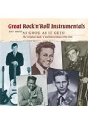 Various Artists - Great Rock 'n' Roll Instrumentals (Just About As Good As It Gets - The Original Rock 'n' Roll Recordings 1950-1960 (Music CD)