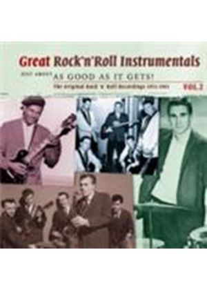 Various Artists - Great Rock 'n' Roll Instrumentals Vol.2 (Music CD)