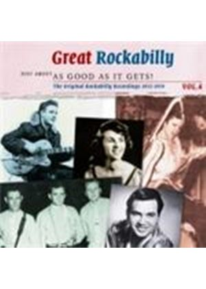 Various Artists - Great Rockabilly Vol.4 (Music CD)