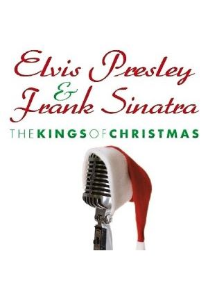 Elvis Presley - Elvis Presley & Frank Sinatra (The Kings of Christmas) (Music CD)