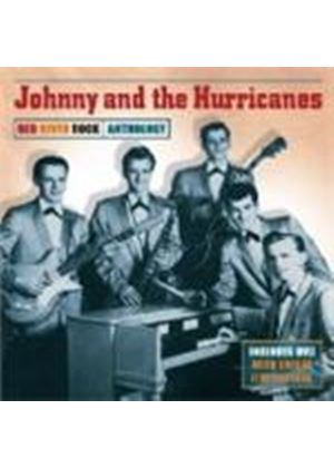 Johnny & The Hurricanes - Red River Rock (Anthology/+DVD)