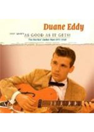 Duane Eddy - Rockin' Guitar Man, The (Just About As Good As It Gets) (Music CD)