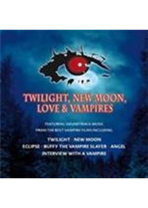 Various Artists - Twilight/New Moon/Love And Vampires (Music CD)