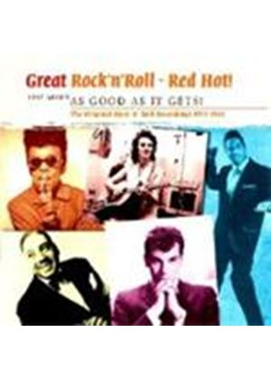 Various Artists - Rock 'n' Roll Red Hot (Just About As Good As It Gets) (Music CD)