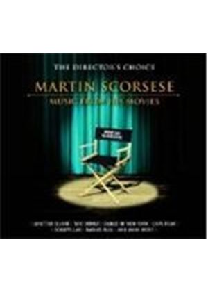 Various Artists - Director's Choice - Martin Scorcese, The (Music CD)