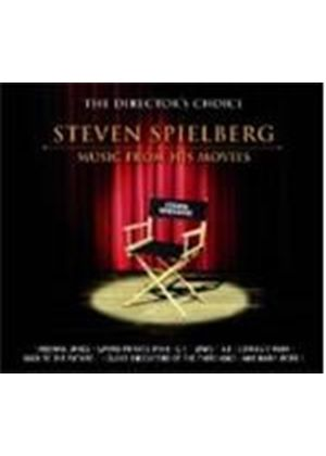 Various Artists - Director's Choice - Steven Spielberg, The (Music CD)