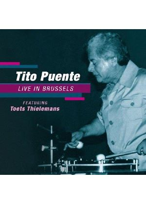 Tito Puente - Tito Puente Jazztet Live In Brussels (Music CD)