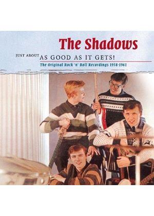 Shadows (The) - Just About As Good As It Gets! (Music CD)