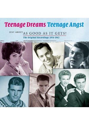 Various Artists - Teenage Dreams, Teenage Angst, Just About As Good As It Gets (Music CD)