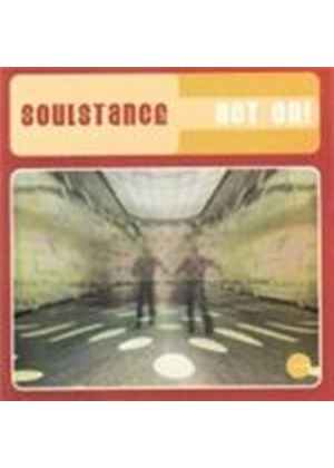 Soulstance - Act On (Music CD)
