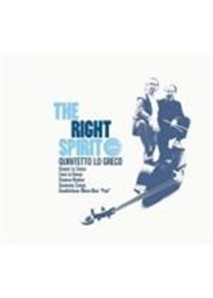Quintetto Lo Greco - Right Spirit, The (Music CD)