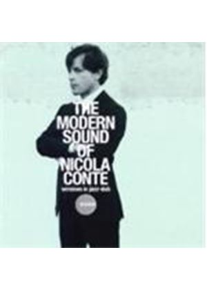 Nicola Conte - Modern Sound Of Nicola Conte (Music CD)