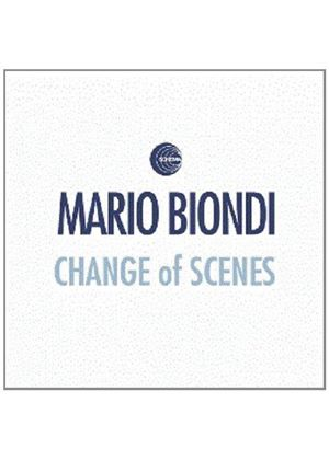 Mario Biondi - Change of Scenes (Music CD)