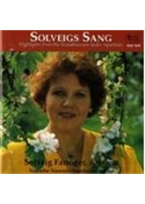 VARIOUS COMPOSERS - Solveig Sang (Faringer, Stenholm)