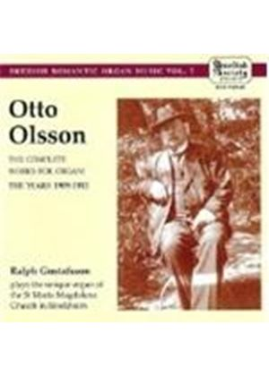 Ralph Gustafsson - OLSSON COMPLETE WORKS FOR ORGAN 2CD