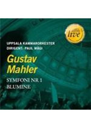 Mahler: Symphony No 1; Blumine (Music CD)