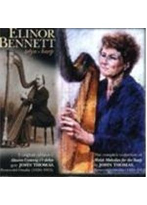 Elinor Bennett - The Complete Welsh Melodies For Harp By