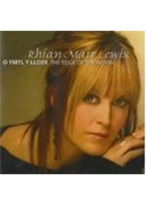 Rhian Mair Lewis - O Ymyl Y Lloer/The Edge Of The Moon (Music CD)
