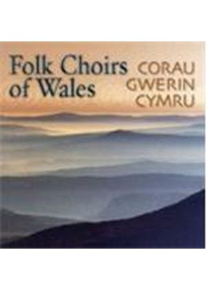 Various Artists - Folk Choirs Of Wales