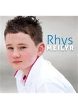 Rhys Meilyr - Rhys Meilyr With Sharon Evans (Music CD)