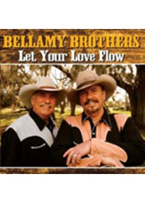 Bellamy Brothers - Let Your Love Flow (CD + DVD)