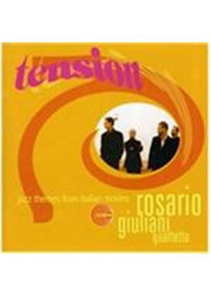 Rosario Giuliani - Tension (Jazz Themes from Italian Movies/Original Soundtrack) (Music CD)