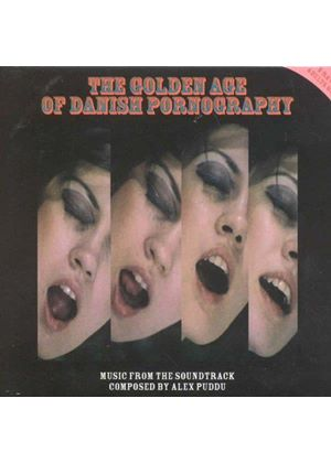 Alex Puddu - The Golden Age of Danish Pornography (OST) (Original Soundtrack) (Music CD)