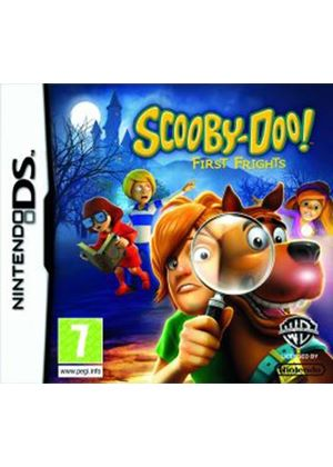 Scooby Doo - First Frights (Nintendo DS)
