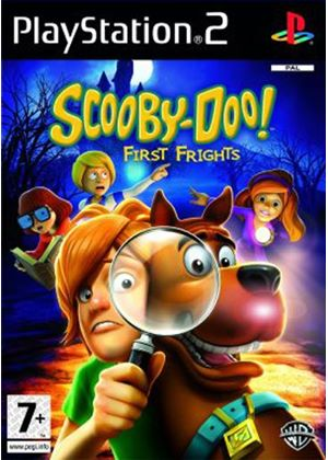 Scooby Doo - First Frights (PS2)