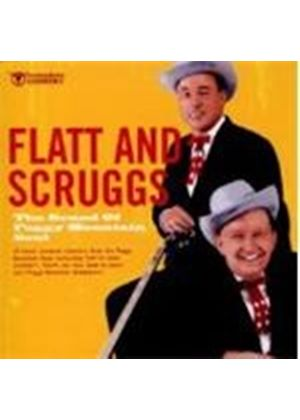 Flatt & Scruggs - Sound Of Foggy Mountain Soul, The (Music CD)