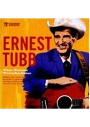 Ernest Tubb - Texas Troubadour (Music CD)