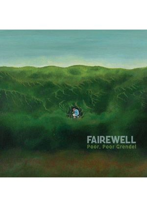 Fairewell - Poor, Poor Grendel (Music CD)