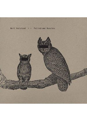 Neil Halstead - Palindrome Hunches (Music CD)