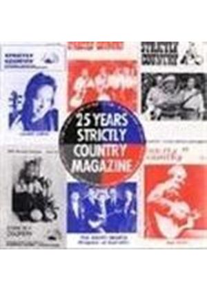 Various Artists - 25 Years Of Strictly Country Music