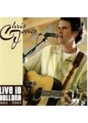Chris Jones - Live In Holland 1985 - 2004