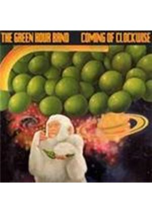 Green Hour Band - Coming Of Clockwise (Music CD)