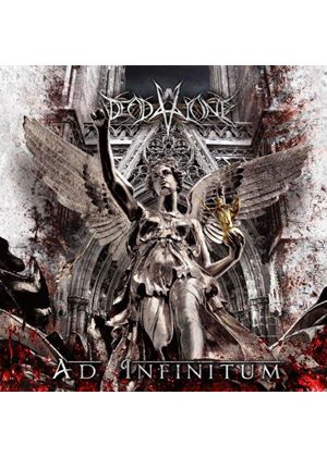 Dead Alone - Ad Infinitum (Music CD)