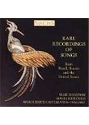 Rare Recordings of Songs from Brazil,Russia etc