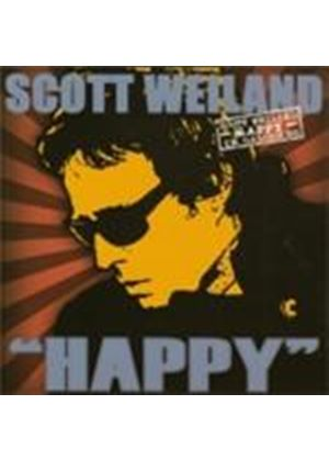 Scott Weiland - Happy In Galoshes (Music CD)