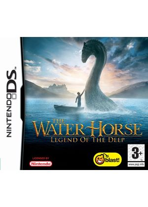 The Water Horse- Legend Of The Deep (Nintendo DS)