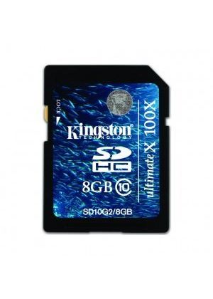 Kingston 8GB SDHC Ultimate X Class 10