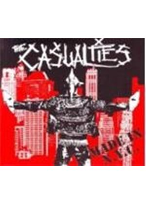 The Casualities - Made In NYC (Music CD)
